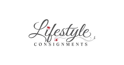 design is a lifestyle logo design consignments graphic design by eileen bechtold