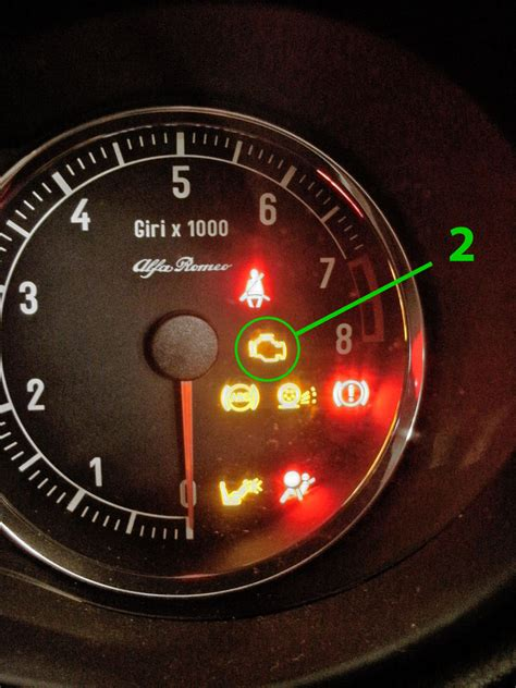check engine light turned by itself 147 and gt warning lights explained
