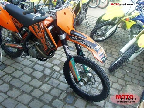 2006 Ktm 250sxf Specs Ktm 250 Sx F 2006 Specs And Photos