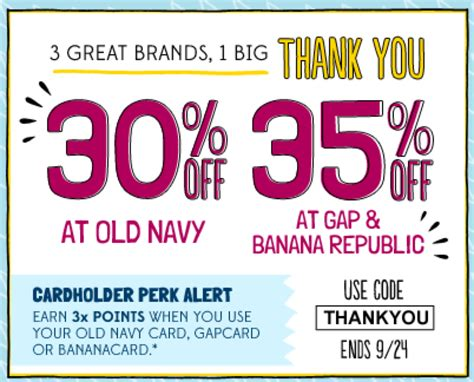 old navy coupons cell phone old navy additional 30 off code 35 off banana
