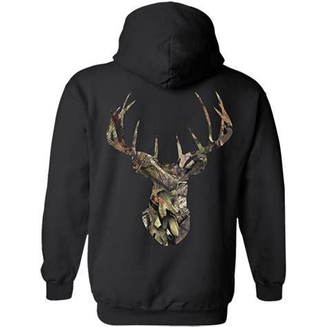 mossy oak pullover hoodie s mossy oak 174 up country deer pullover hoodie