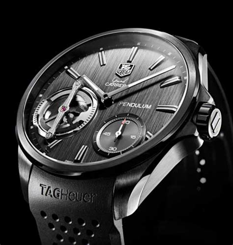 Taghauer Grand Pendulum watches for tag heuer grand pendulum