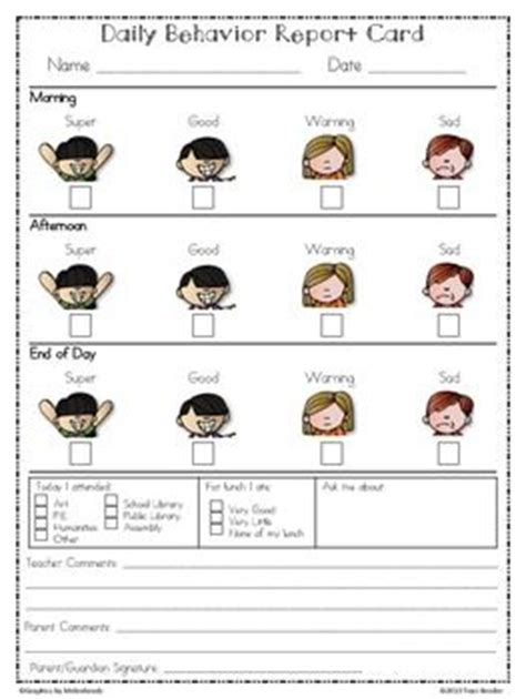 bilingual report card template 17 best images about report cards on behavior