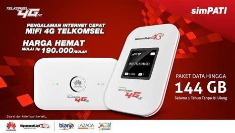 Modem Wifi 4g Telkomsel Pakai Modem Telkomsel Praktis Dimana Saja Sepulsa