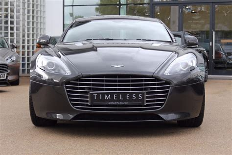 Used Aston Martin Rapide by Used Aston Martin Rapide S V12 Touchtronic 3 For Sale