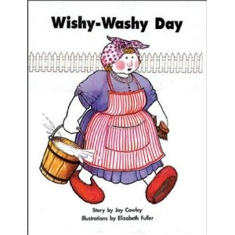 libro mrs wishy washys farm wishy washy day sh and w sounds speech books
