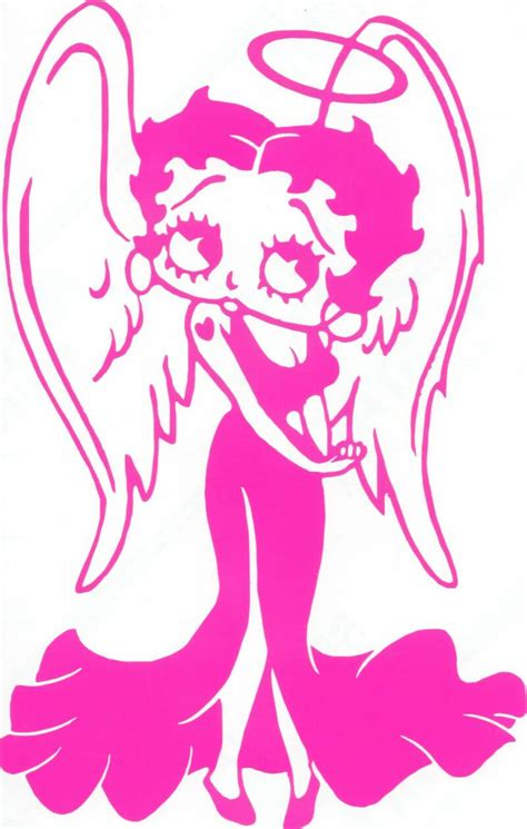 Betey Pink betty boop betty boop gold coins pink and betty boop