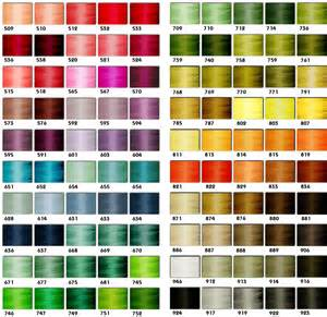 embroidery thread colors 100 cones polyester machine embroidery thread 1100 yard ebay