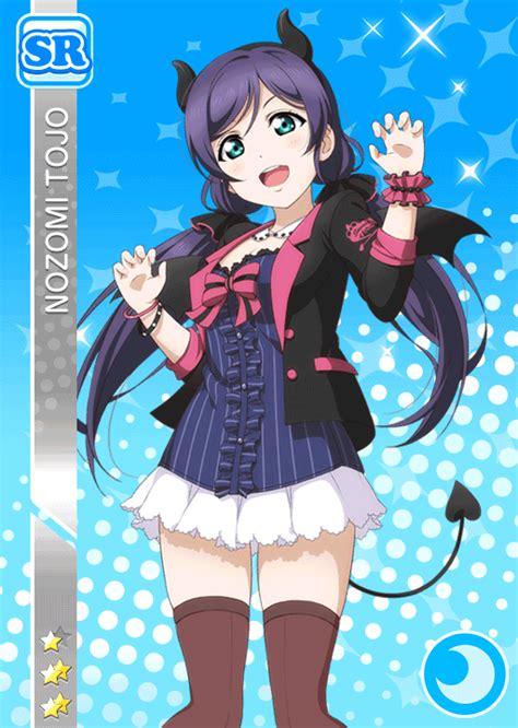 Shf Nozomi Tojo Live Ori Bandai ohara mari ssr card live school idol festival cards cards