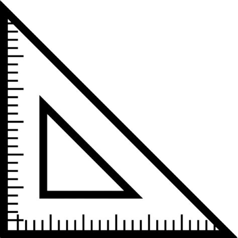 How To Show Dimensions vector ruler clipart best