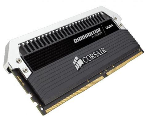Ram Corsair Dominator Platinum Series Corsair Dominator Platinum Series 16gb Ddr4 Desktop Ram Price Bangladesh Bdstall