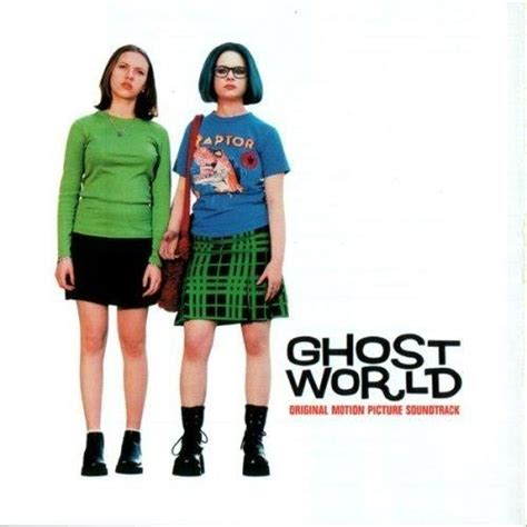 ghost world atomic books ghost world original motion picture soundtrack cd literary finds for mutated minds
