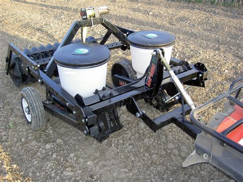 row model ii atv planter by best outdoor products rmii