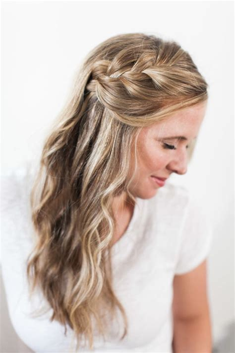 hair styles that i can do myself 15 easy summer hairstyles anyone can do verano pelo y