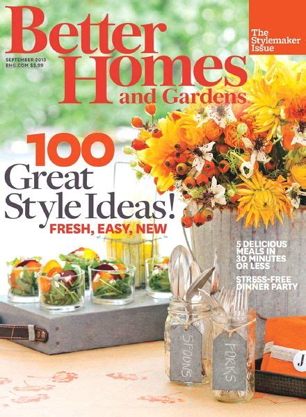 house and garden magazine usa download better homes and gardens usa september 2013