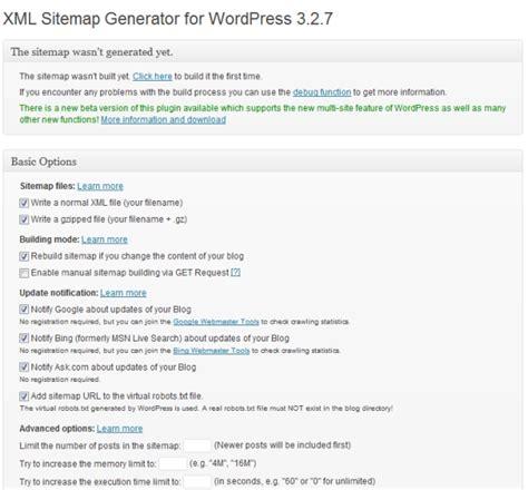 membuat sitemap xml wordpress rumahweb s news article and tutorial of web development