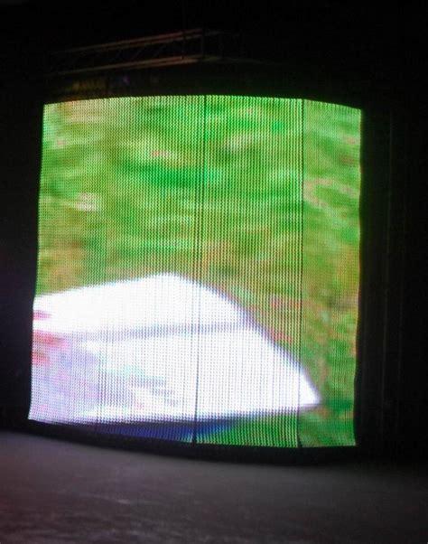 led curtain screen flexible led curtain screen bh f25 5050a china