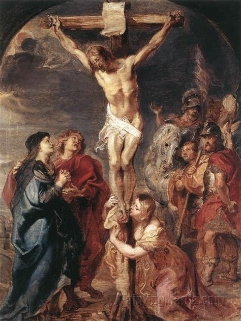 Sacrifice Christ On The Cross Drawing Of Jesus On The Cross 2