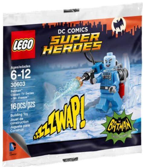Sale Lego 30603 Batman Classic Tv Series Mr Freeze Bps13 batman classic tv series mr freeze minifiguremaddness