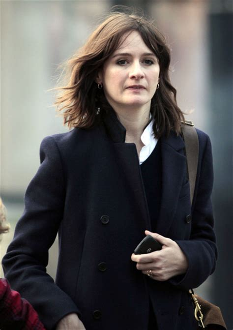 Style Emily Mortimer by Emily Mortimer In Emily Mortimer And Sam Out And About