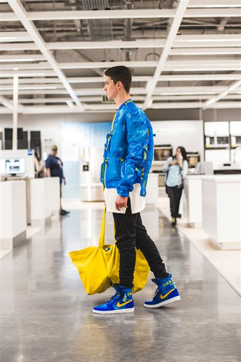 Ikea Sunnerta Set 1 Rel 4 Wadah the shoe surgeon is releasing an ikea themed custom air footwear news