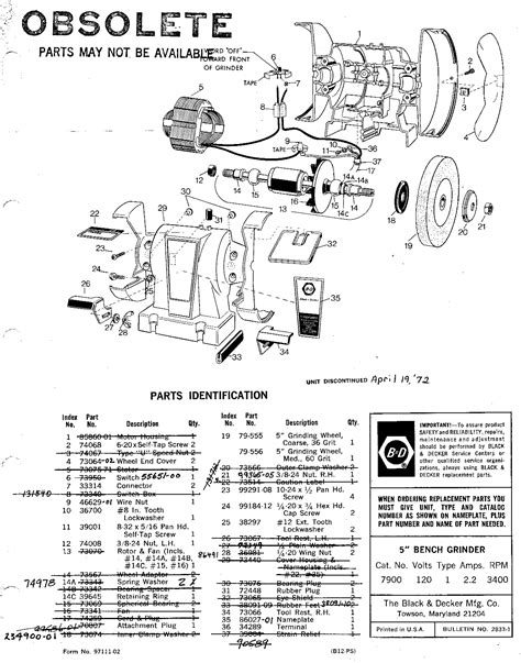 bench grinder wiring diagram bench grinder wiring diagram efcaviation
