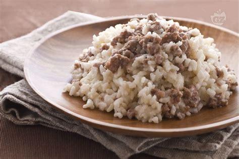 ricetta risotto alla mantovana riso venere con calamari e costine di maiale ricetta