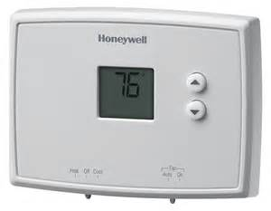honeywell non programmable thermostats