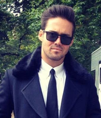 Makes Light Of Spencers Comments 2 by How To Style Hair Like Spencer Matthews Hair