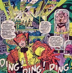 the prisoner kirby gil edition fantastic four by kirby i think this is from a