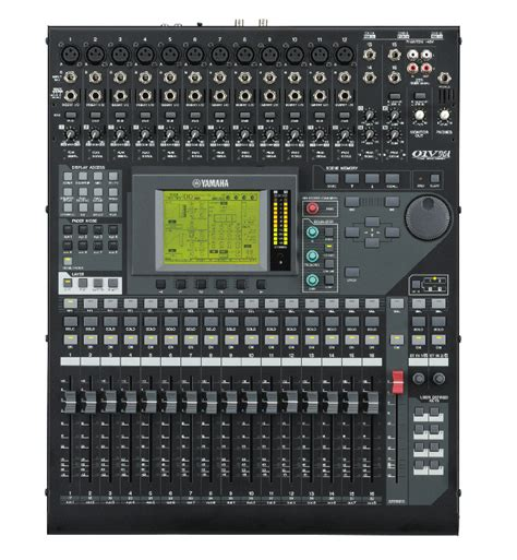 Mixer Yamaha 2 Channel yamaha 01v96i 16 channel digital mixer w usb 2 0 connectivity