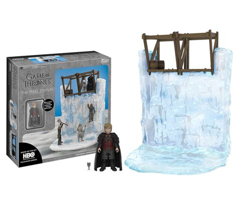 figure wall display of thrones funko figures the wall display set