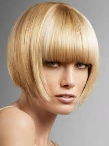 what of hair to use for a bob inverted bob hair style with blunt bangs hairstyles weekly
