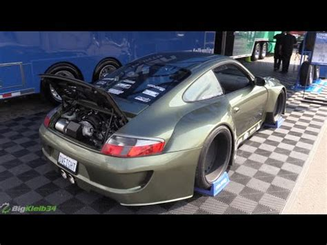 coolest ls coolest lsx widebody porsche