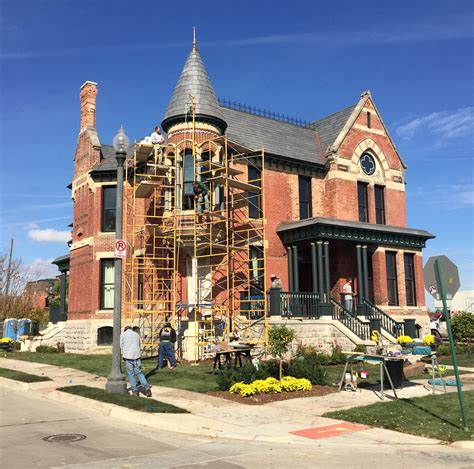 Ransom House by Of Fame Thread Curtis To Restore The Ransom