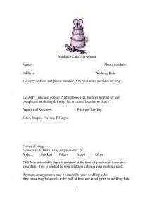 wedding cake quotation template 78 images about cake order forms on book chocolate desserts and bakeries