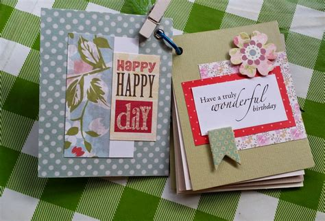 How To Make A Handmade Scrapbook Album - handmade with by ain birthday card idea mini