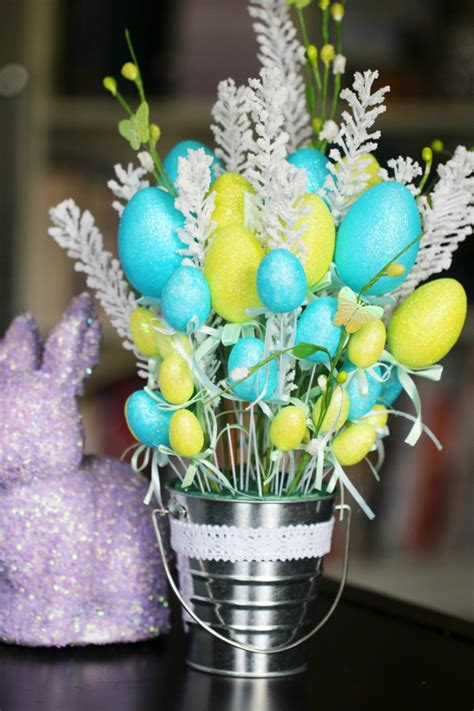 flower arrangements diy diy easter egg flower arrangement gardenoholic