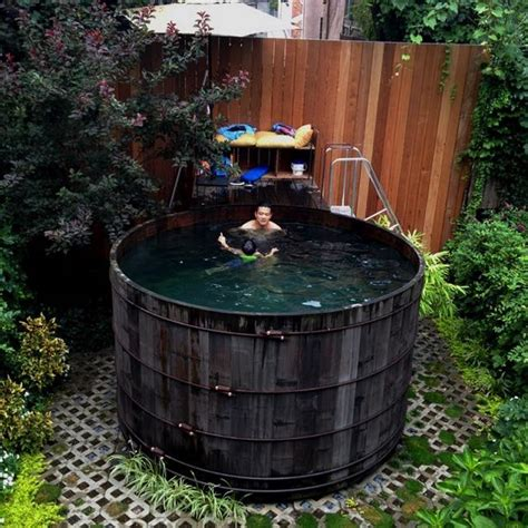 Ideas For A Backyard 18 Alternative Pool Ideas That Probably Never Thought Of