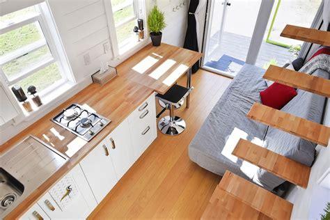 tiny living homes tiny house town custom home from the mint tiny house company