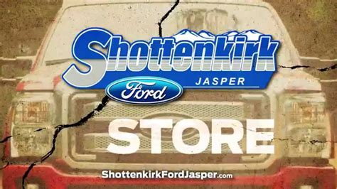 shottenkirk fort shottenkirk ford of jasper your ford store
