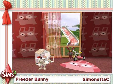 freezer bunny sims 4 simonettac s freezer bunny