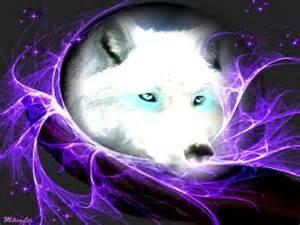Magic wolf wallpaper forwallpaper com