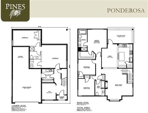 2 level floor plans 2 level house plans escortsea
