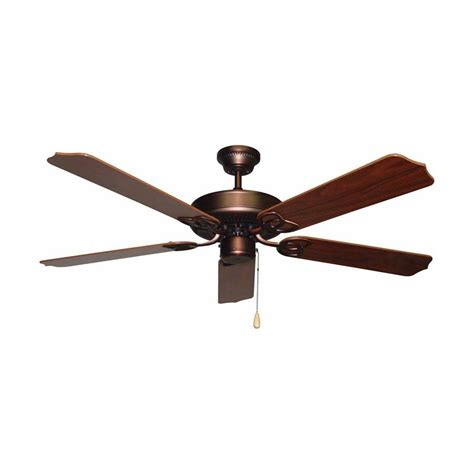 antique bronze ceiling fan shop volume international minster 52 in antique bronze