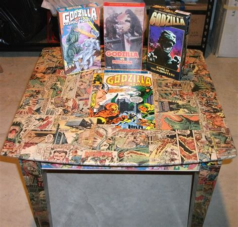 Decoupage Comics - decoupage comics projects artist show comic vine