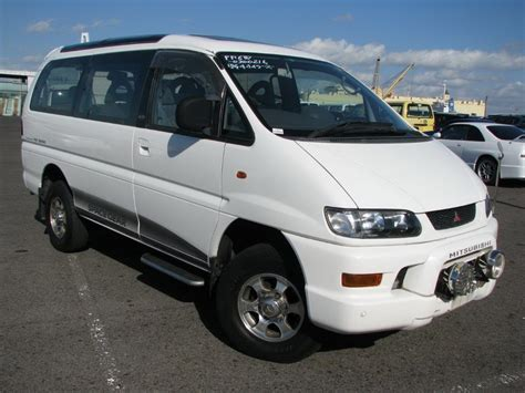 mitsubishi delica space gear featured 1997 mitsubishi delica space gear exceed at