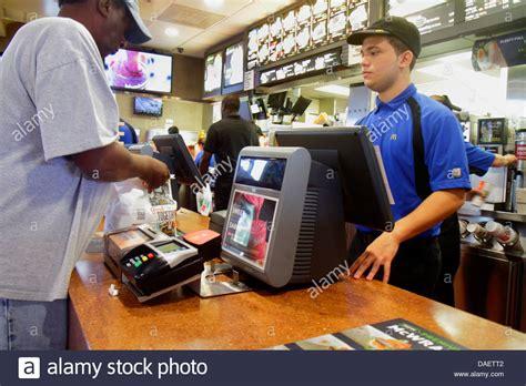 miami florida homestead mcdonald s fast food restaurant