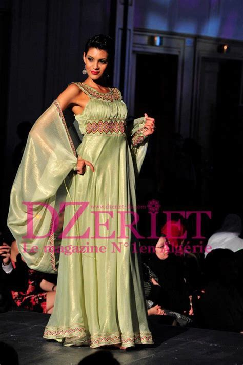 Alg Dress modern berber dress algeria alg research