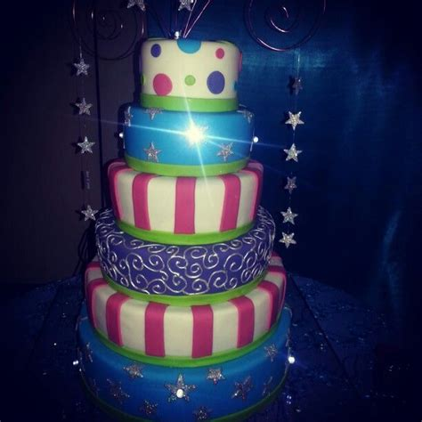 star themed quinceanera cakes stars theme quinceanera cake my creations pinterest cake